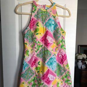 High neck Lilly dress!